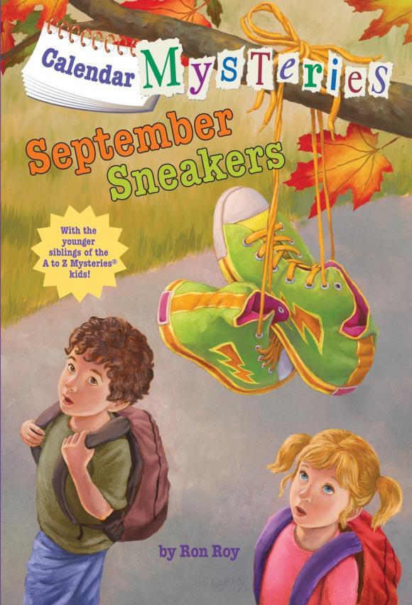 Calendar Mysteries : September Sneakers