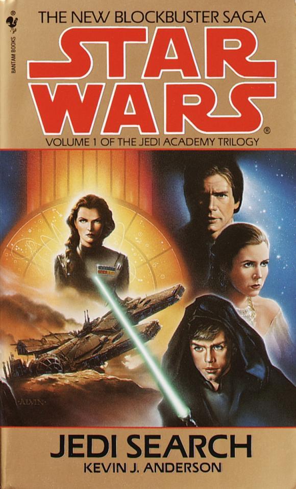 Jedi Search: Star Wars (The Jedi Academy)