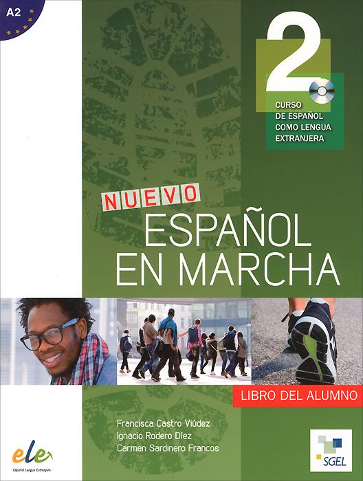 Nuevo Espanol en marcha A2: Libro del alumno (+ CD)