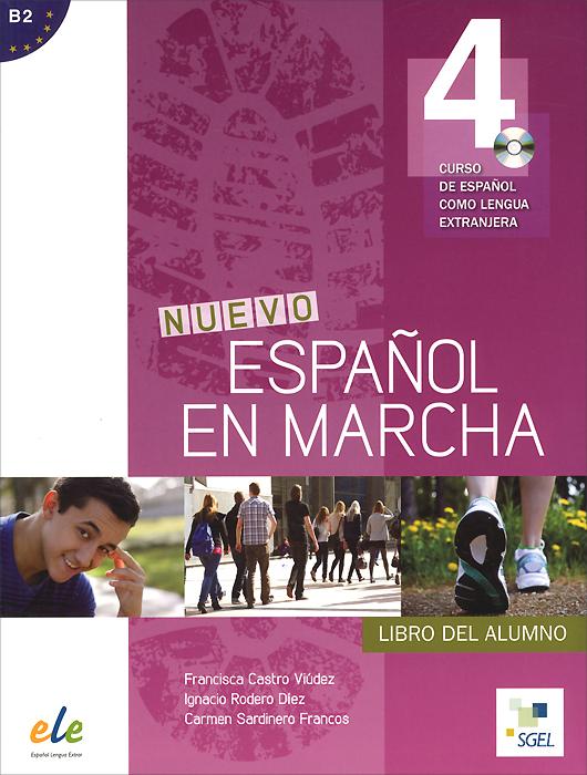 Nuevo Espanol en marcha B2: Libro del alumno (+ CD)