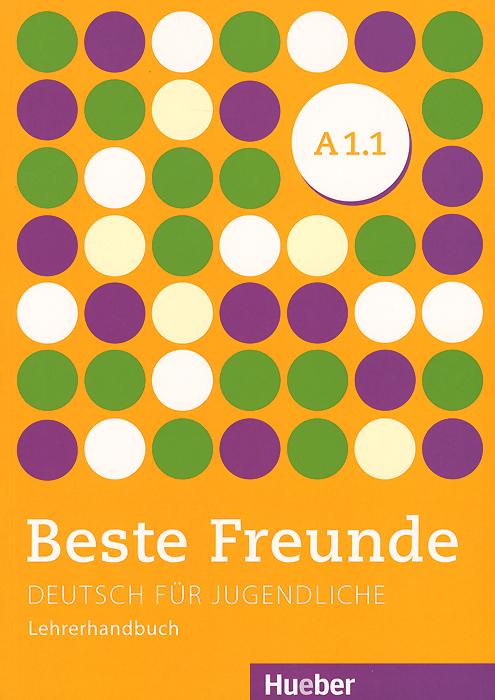 Beste Freunde: Level A 1.1: Deutsche fur jugendliche: Lehrerhandbuch ( 978-3-19-421051-6 )