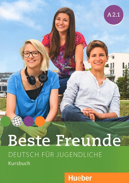 Beste Freunde A 2.1:Deutsch fur Jugendliche: Kursbuch ( 978-3-19-301052-0 )
