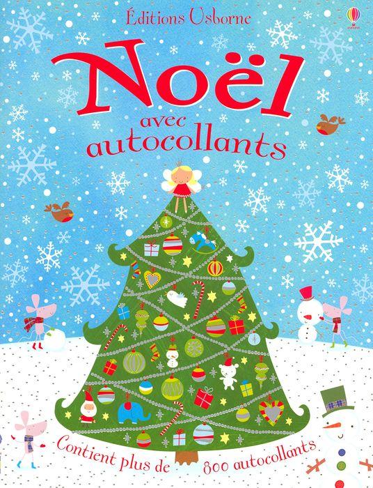 Noel avec Autocollants