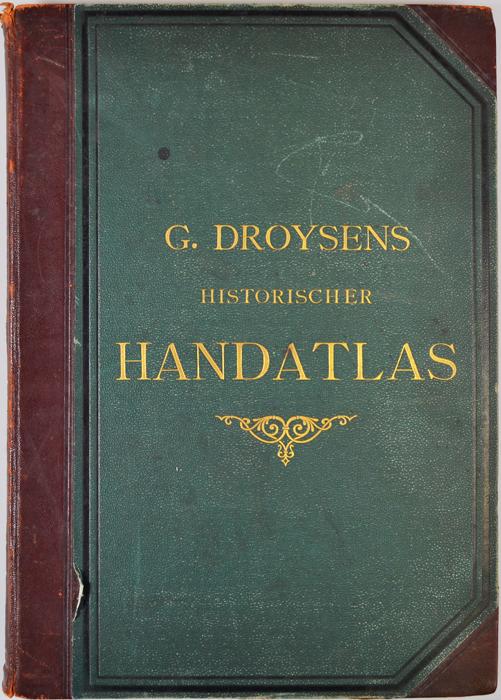 Общий исторический атлас / Allgemeiner historischer Handatlas