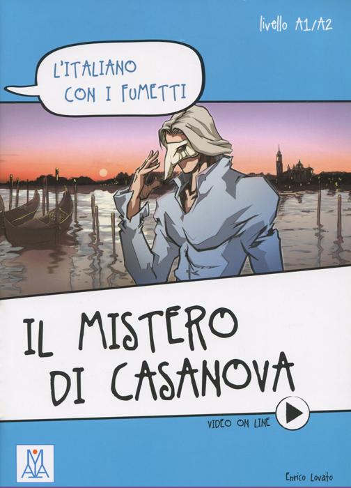 Il mistero di Casanova: Livello A1/A2