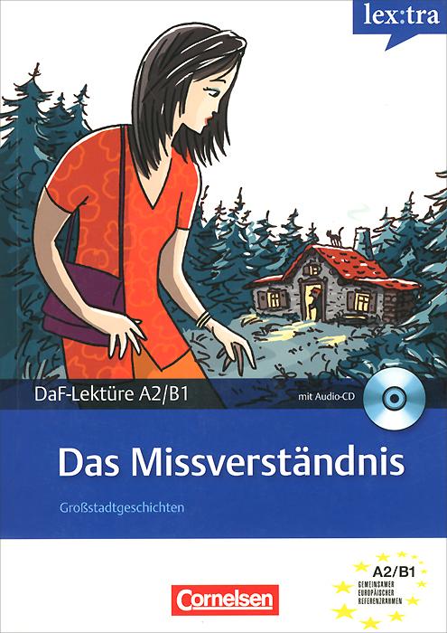 Das Missverstandnis: Daf-Lekture A2/B1 (+CD)