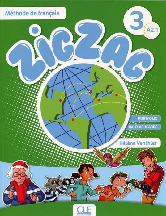 Zigzag 3: Level A 2.1 (+ CD)