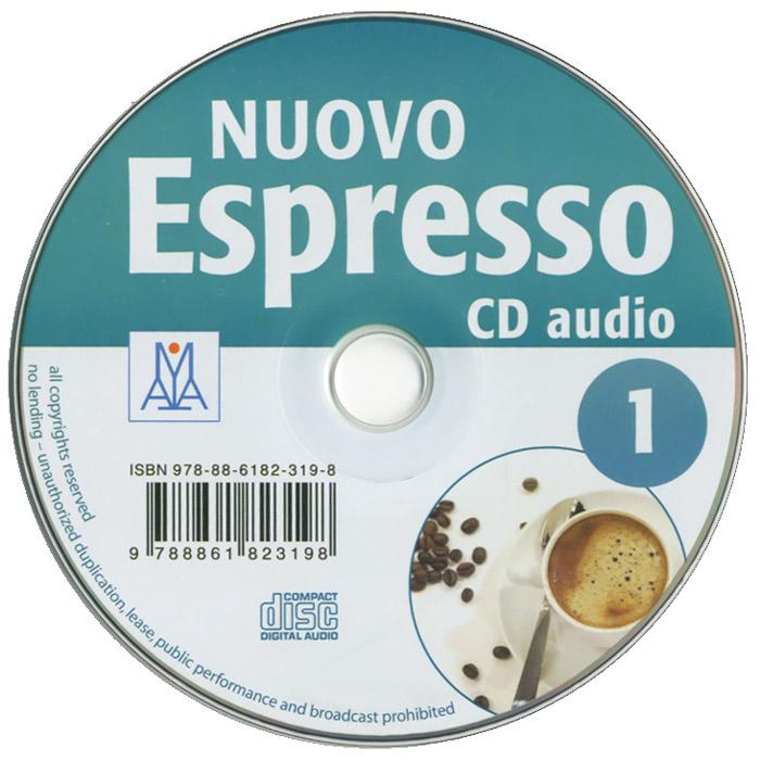 Nuovo еspresso 1 (аудиокурс на CD)
