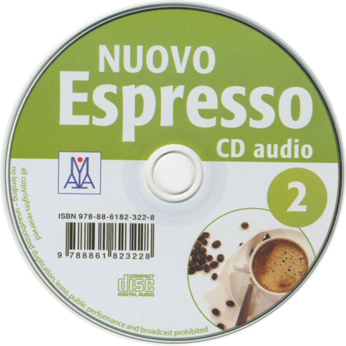 Nuovo �spresso 2 (��������� �� CD)