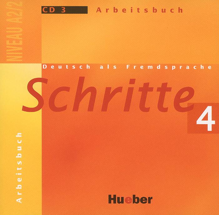 Schritte 4: Niveau A2/2: Arbeitsbuch: СD 3 (аудиокурс на CD)