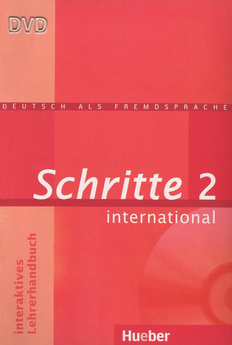 Schritte international 2: Interaktives Lehrerhandbuch: Deutsch als Fremdsprache (аудиокурс на DVD)