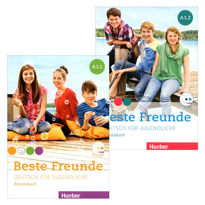 Beste Freunde A1: Paket Arbeitsbuch (+ CD-ROM) ( 978-3-19-241051-2 )