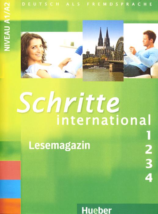 Schritte International: Lesemagazin: Deutsch als Fremdsprache: Niveau A1/A2