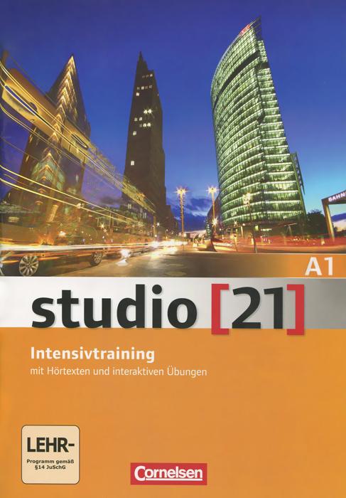 Studio 21 A1: Deutsch als Fremdsprache: Intensivtraining (+ CD, DVD)