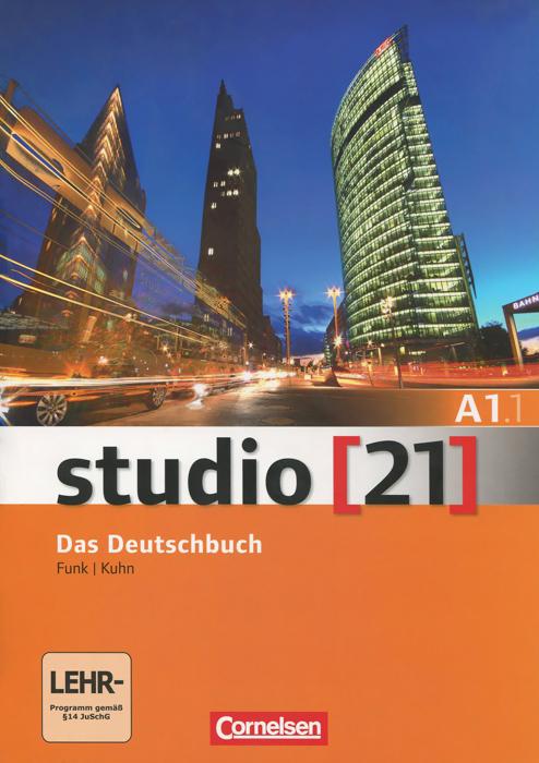 Studio 21: Das Deutschbuch A1 (+ DVD-ROM)