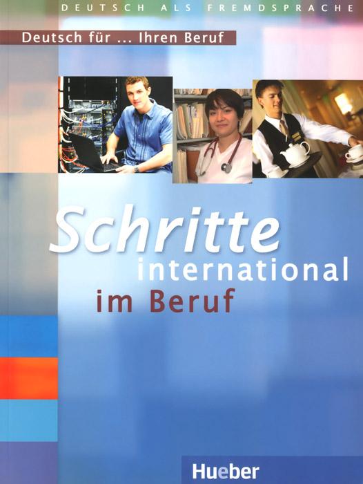 Schritte international im Beruf, Deutsch fur Ihren Beruf