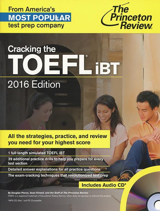 Cracking the Toefl IBT (+ CD)