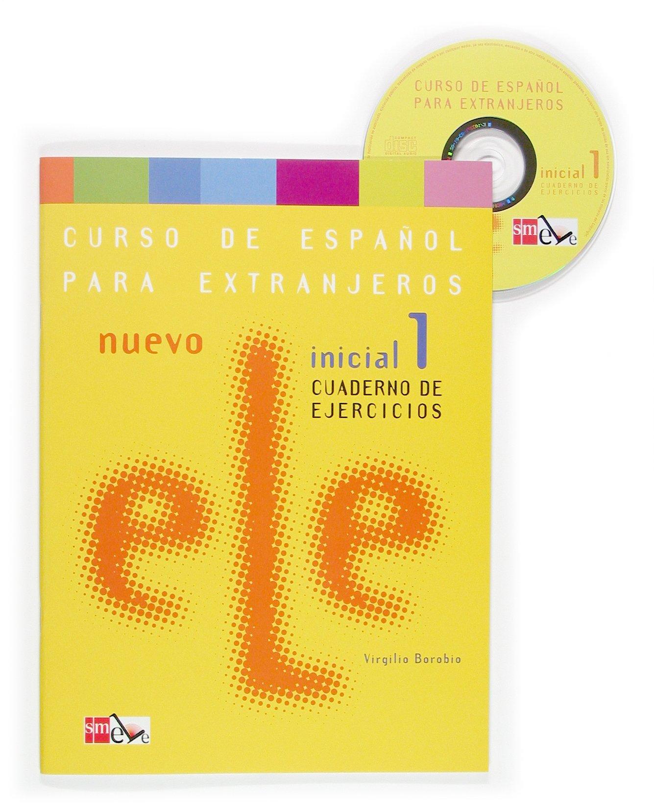 Nuevo ELE Inicial 1 Cuaderno De Ejercicios +D 06