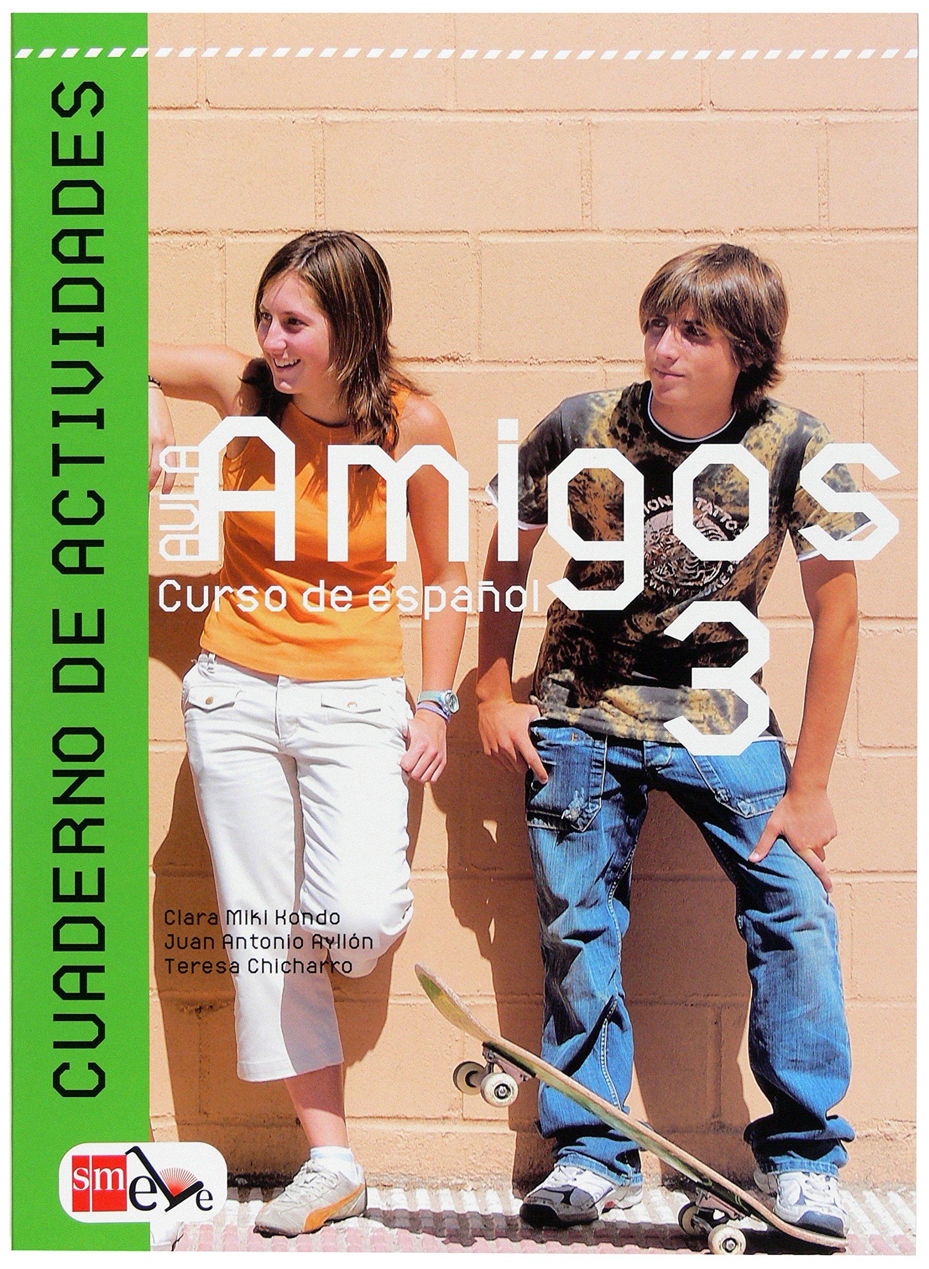 Aula Amigos Int 3 Cuaderno De Actividades