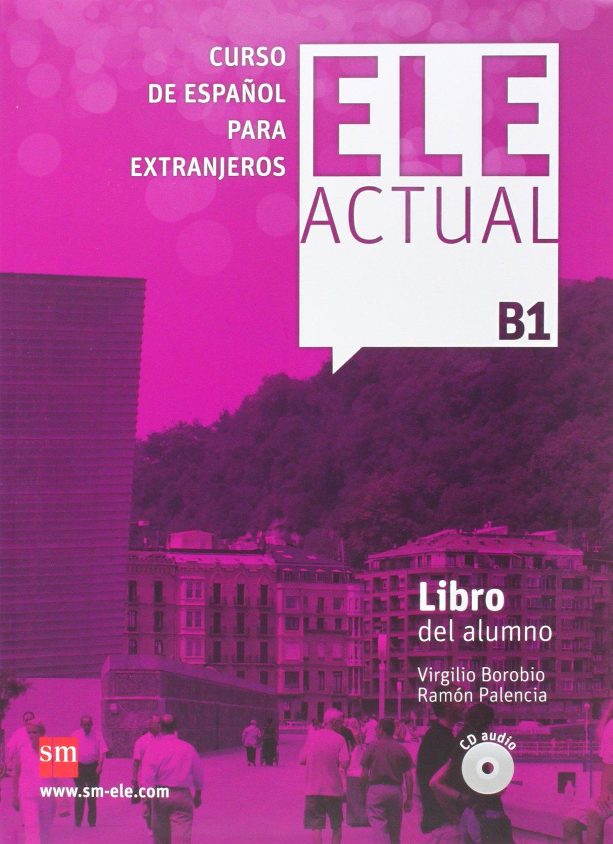 ELE Actual B1 Libro del alumno + CD audio