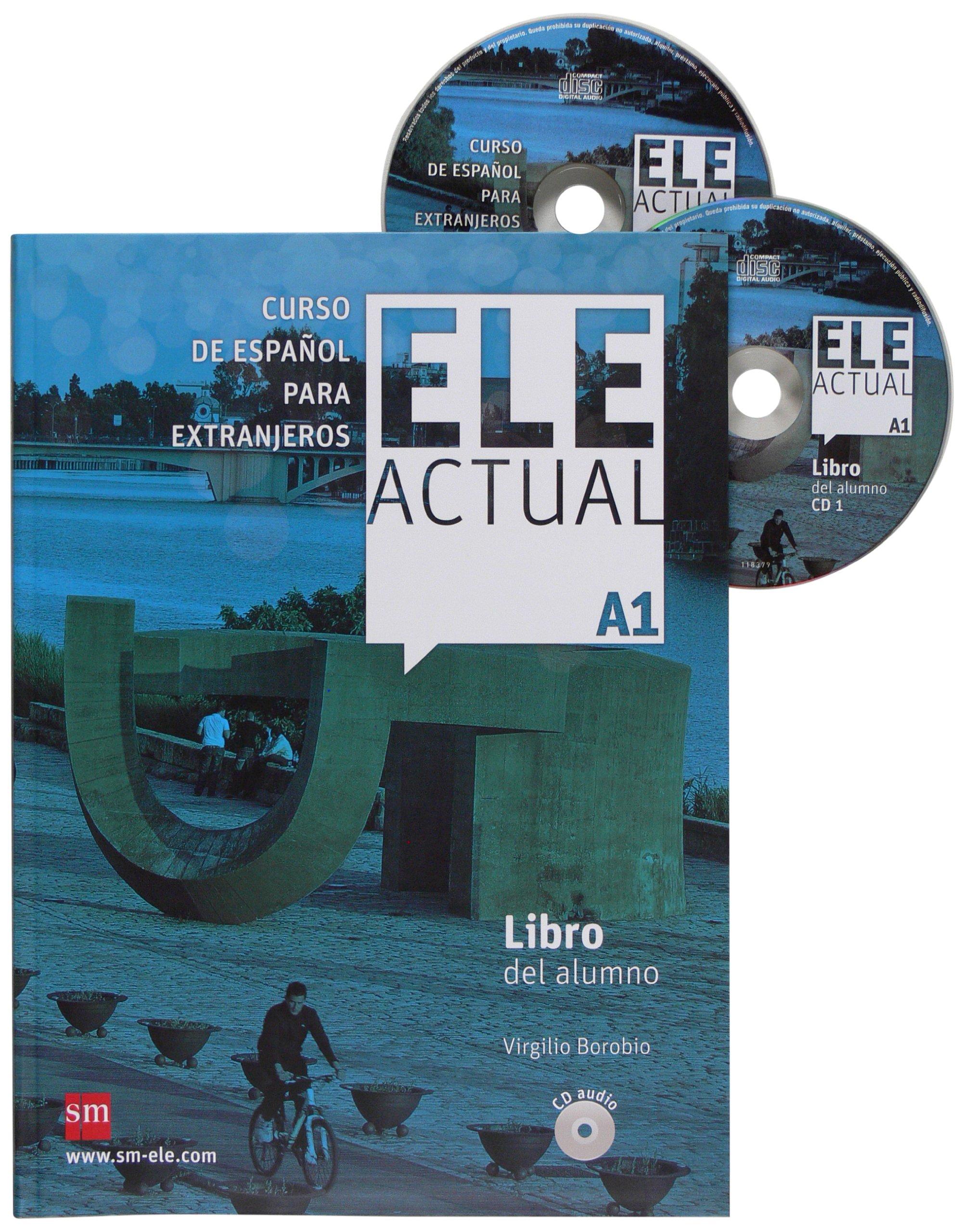ELE Actual A1. Libro del alumno+CD ED.Especial