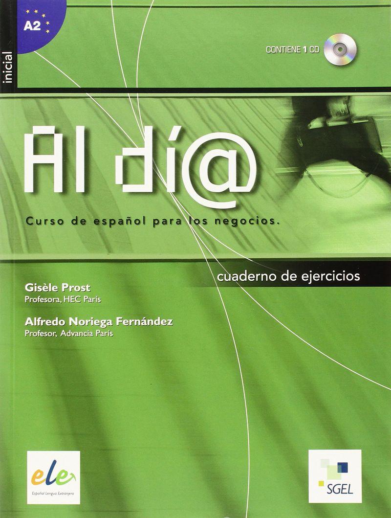 Al Dia Inicial Cuaderno de ejercicios +D ( 978-84-9778-292-0 )