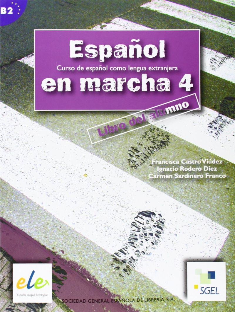 Espanol En Marcha 4 Libro del alumno