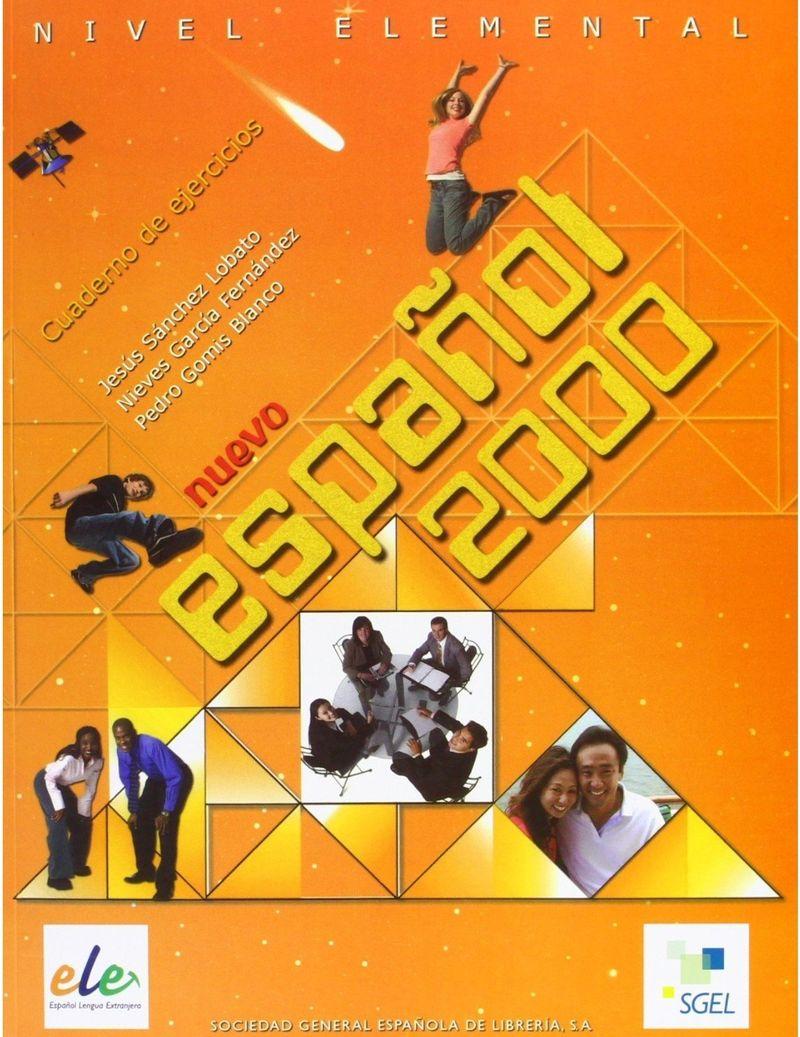 Nuevo Espanol 2000: Nivel elemental: Cuaderno de ejercicios