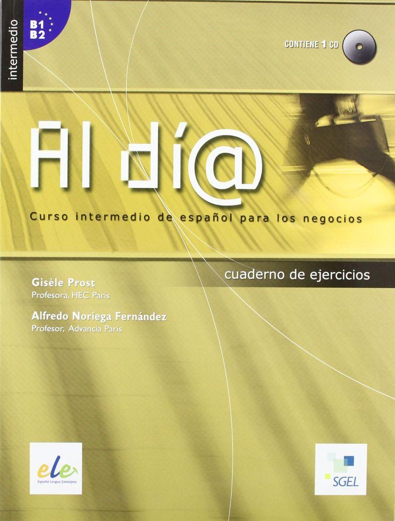Al Dia Intermedio ejercicios +D ( 978849778-318-7 )
