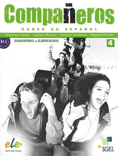Companeros 4 Cuaderno de ejercicios