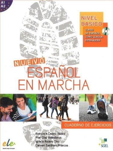 Nuevo Espanol en marcha Basico cuaderno + CD