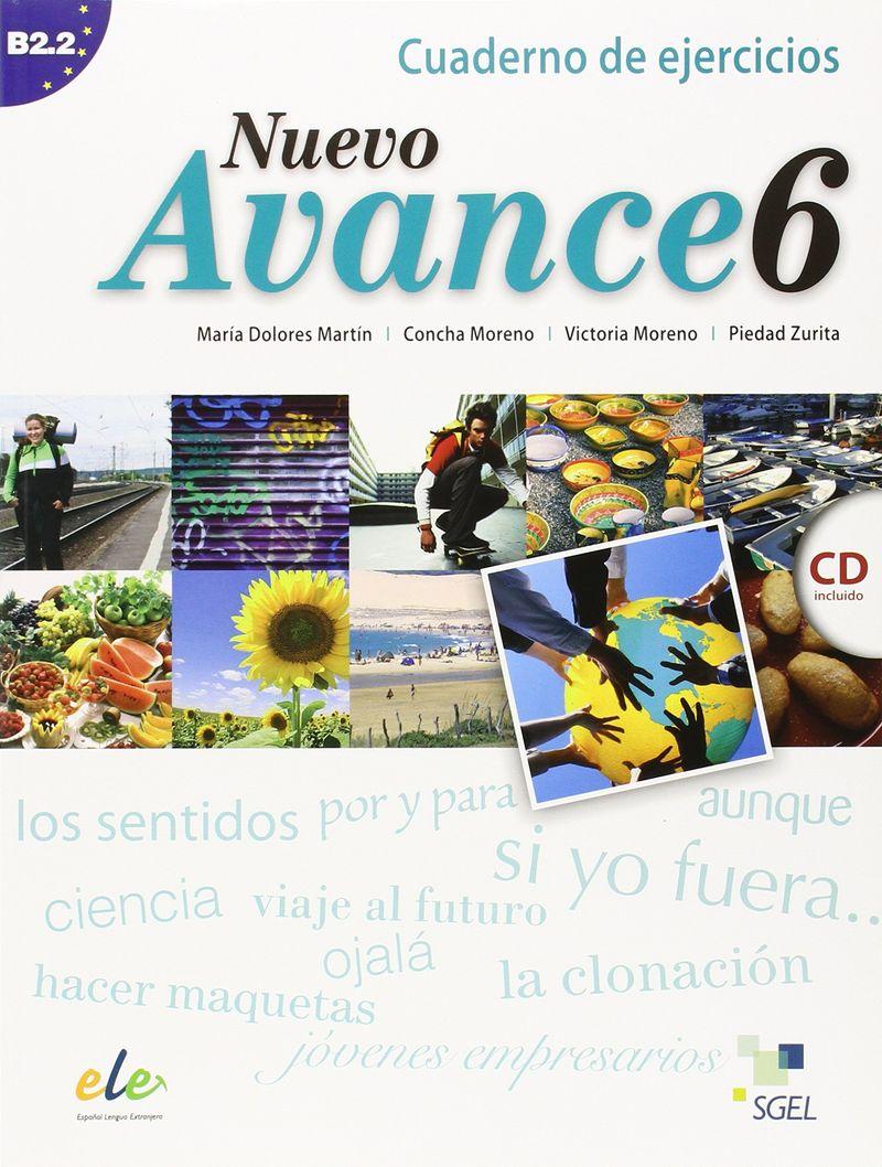 Nuevo Avance 6 Ejer +D