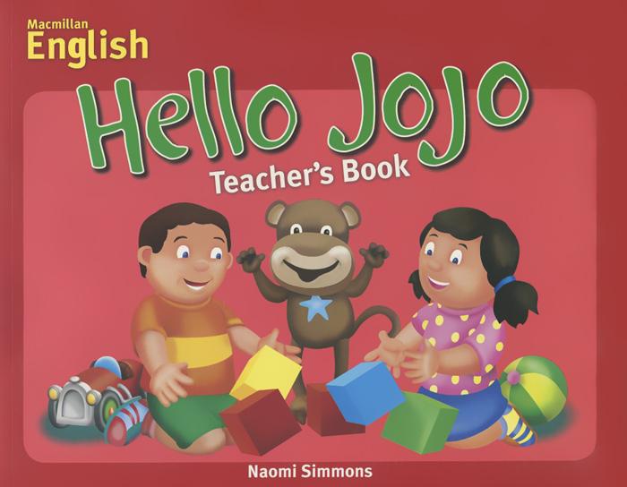 Hello Jojo: Teacher's Book