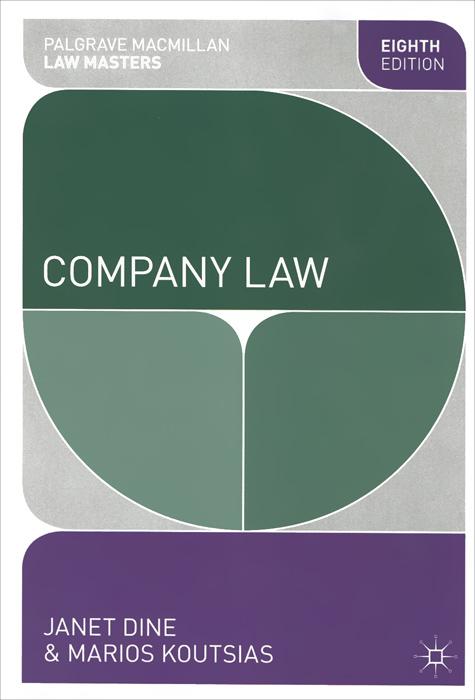 Company Law ( 978-0-230-36207-9 )