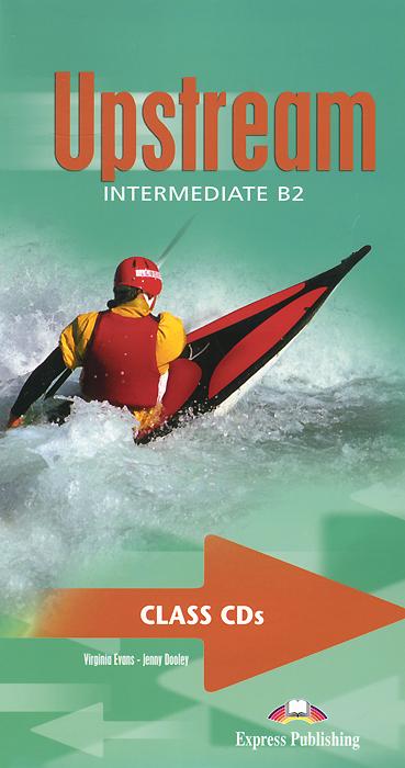 Upstream Intermediate B2: Class Audio CDs (set of 5 CD)