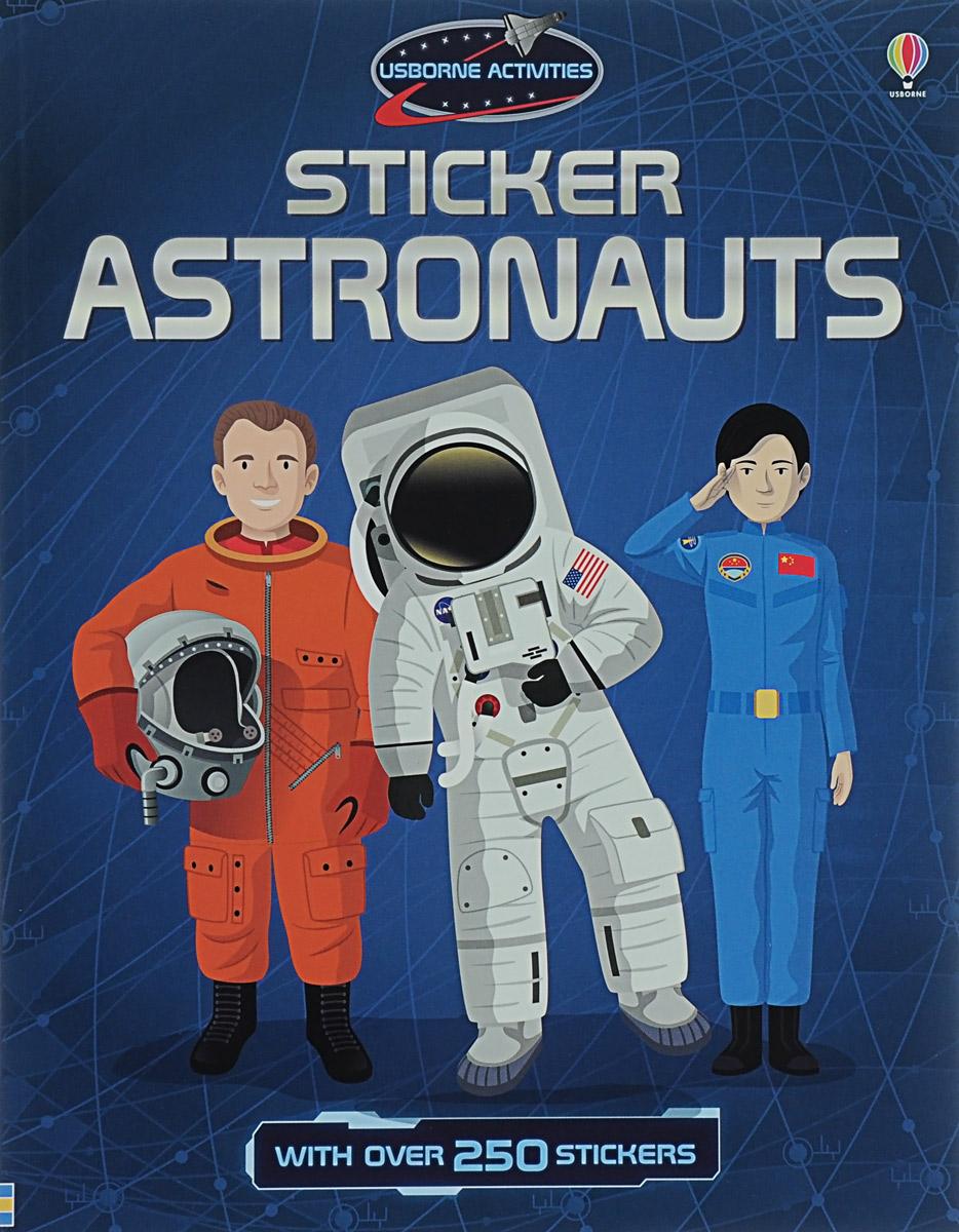 Sticker Astronauts (+ наклейки)