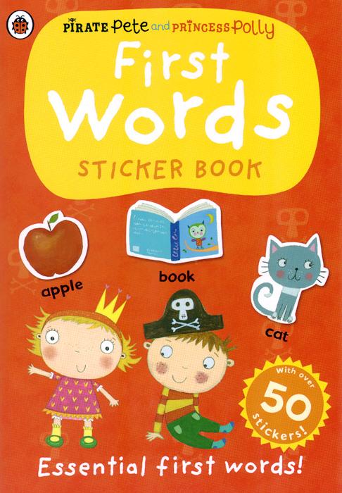 First Words: Sticker Book
