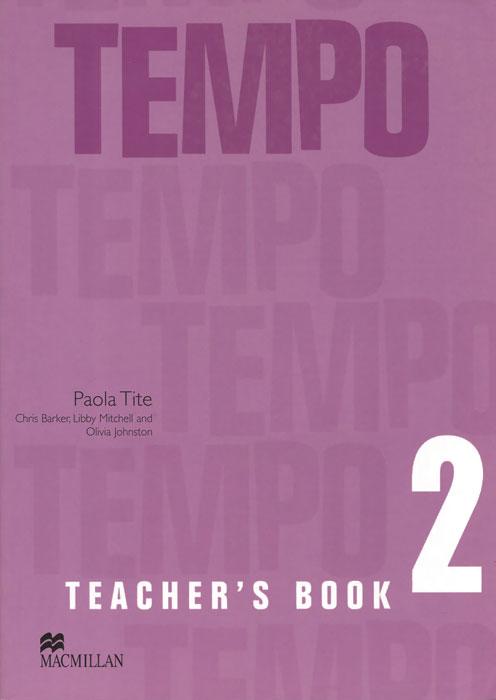 Tempo 2: Teacher's Book