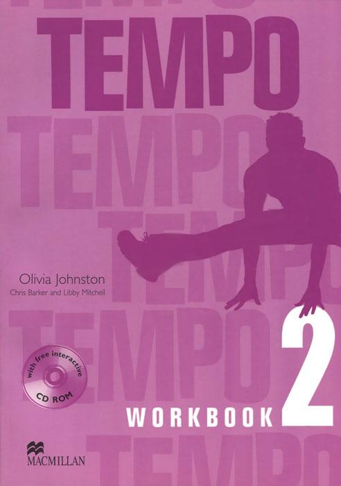 Tempo 2: Workbook (+ CD-ROM)