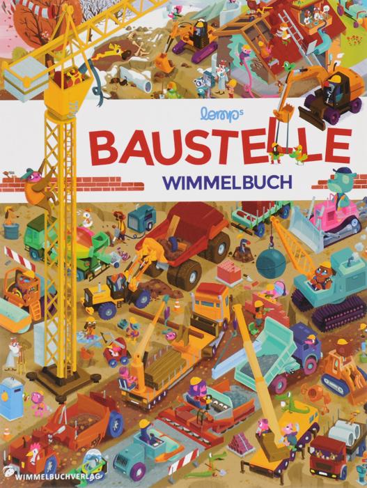 Baustelle: Wimmelbuch