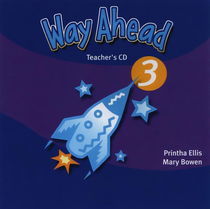 Way Ahead 2: Teacher's CD (аудиокурс на CD)