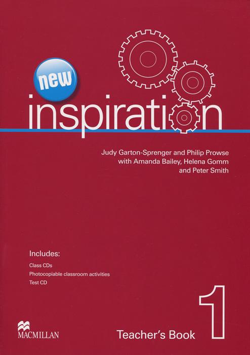 New Inspiration 1: Teacher's Book (+ 4 CD)