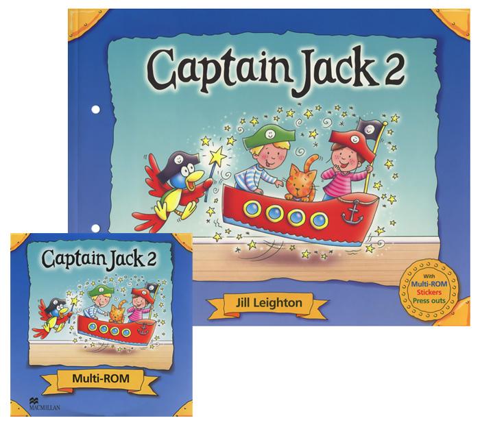 Captain Jack 2 (+ CD-ROM)
