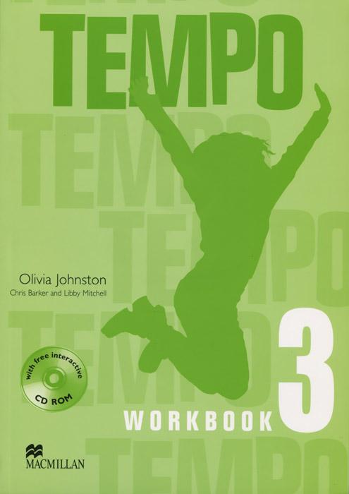 Tempo: Workbook: Level 3 (+ CD-ROM)