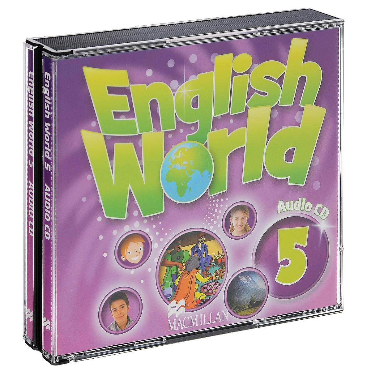 English World 5 (аудиокурс на 3 CD)
