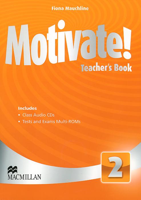 Motivate! Teacher's Book Pack: Level 2 (+4 CD)