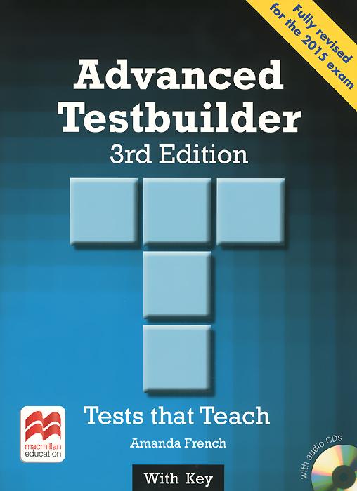 Advanced Testbuilder: Tests that Teach (+ 2 CD)