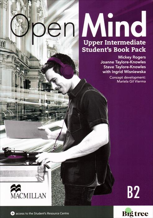 Open Mind: Upper Intermediate Student's Book Pack: Level B2 (+ DVD)