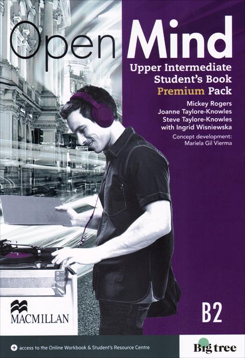 Open Mind: Upper Intermediate Student's Book: Premium Pack: Level B2