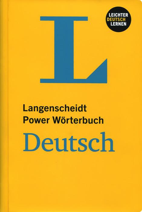 Power Worterbuch Deutsch